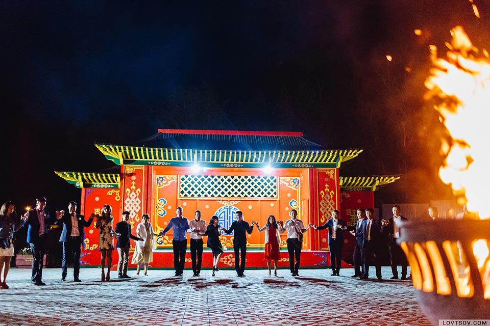 Свадьба в Улан-Удэ
